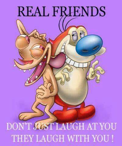 Ren & Stimpy-Real Friends