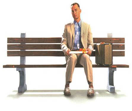 Forrest -Gump-- Dies- and -goes- to- Heaven.