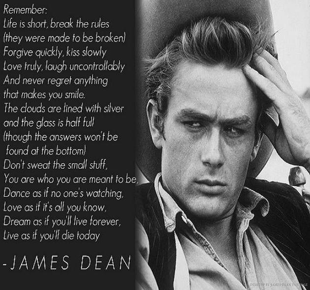 James Dean-Remember