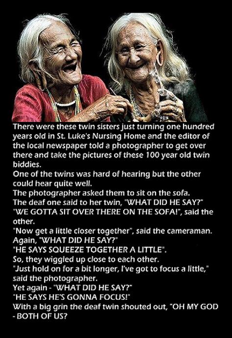Twin -Biddies