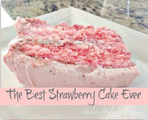 The- Best -Strawberry -Cake- Ever
