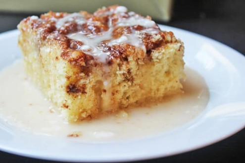 Cinnamon- Roll -Coffee -Cake