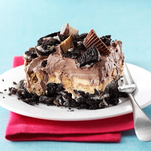 Peanut -Butter -Chocolate- Dessert