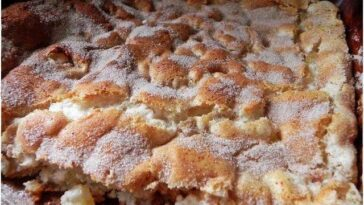 APPLE -ANGEL- DUMP- CAKE