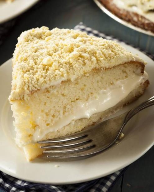 Cream- Cheese- Lemon -Crumb- Cake