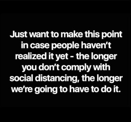 Socia- Distancing