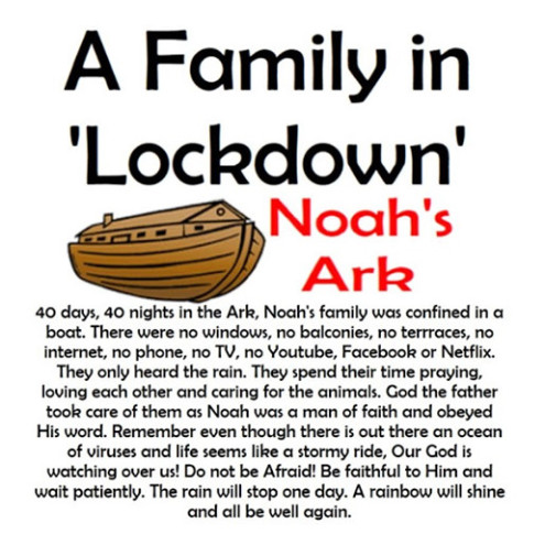 A- Family- in  -LOCK- DOWN