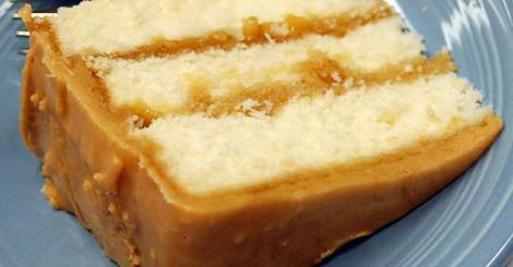 Easy -Caramel- Cake