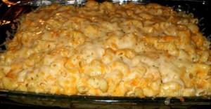 Baked- Macaroni-  Cheese
