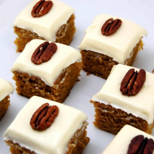 Pumpkin- Bars- with -Cream -Cheese -Frosting