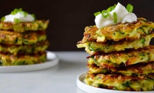 Easy -Zucchini -Fritters