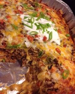 Taco- Casserole- Recipe
