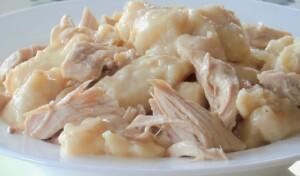 Easy -Chicken- And- Dumplings