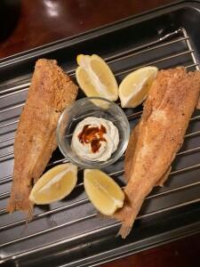 Fried -Fish