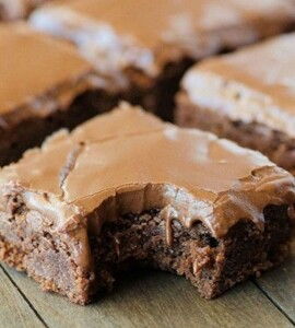 Lunch -Lady- Brownies