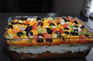Mom's-Seven-Layer-Dip